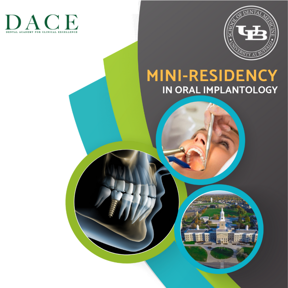 Mini Residency in Oral Implantology